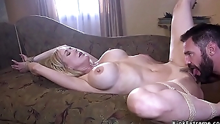Big cock fan fucking Milf with boastfully tits